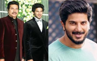 dulquer, mammootty