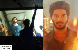 dulquer solo first day collection